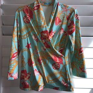 Women's J McLaughlin blouse